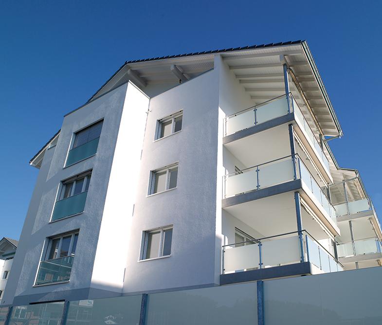 Überbauung ``Jungfraustrasse``